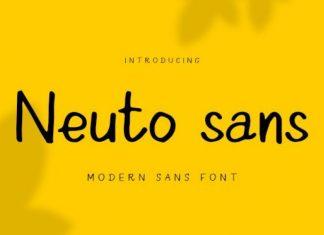 Neuto Font