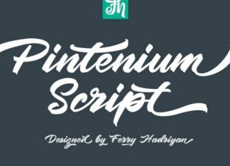 Pintenium Font