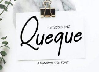 Queque Font