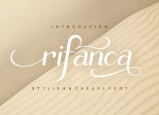 Rifanca Font