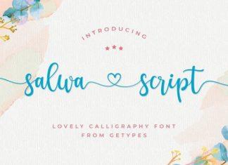 Salwa Font