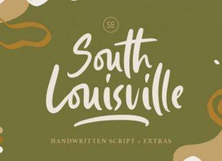 South Louisville Font
