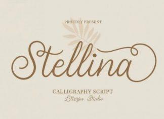 Stellina Font