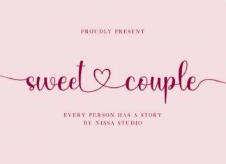 Sweet Couple Font