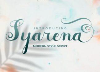 Syarena Font