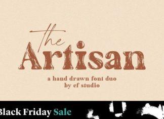 The Artisan Font