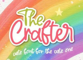 The Crafter Font