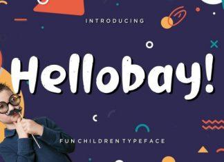Hellobay Font