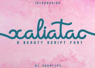 Caliata Font