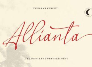 Allianta Font