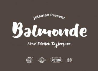 Balmonde Font