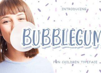 Bubblegum Font