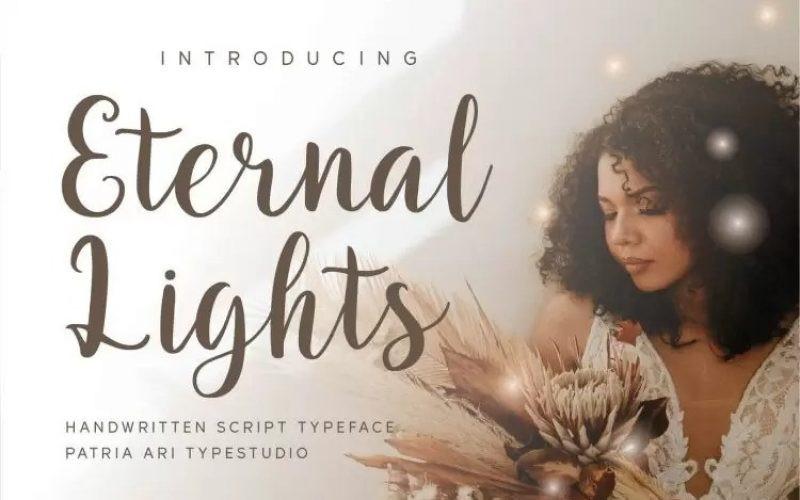 Eternal Lights Font