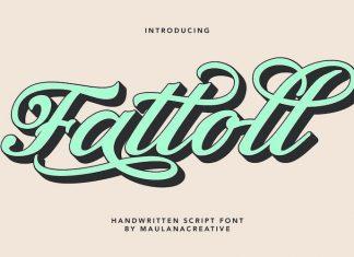 Fattoll Font