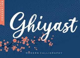 Ghiyast Font