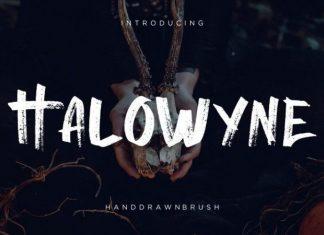 Halowyne Font