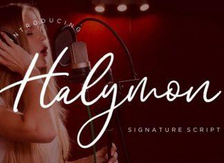 Halymon Font