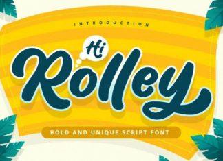 Hirolley Font