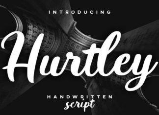 Hurtley Font