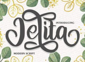 Jelita Font