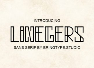 linegers Font