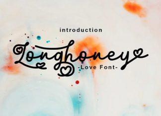 Longhoney Font