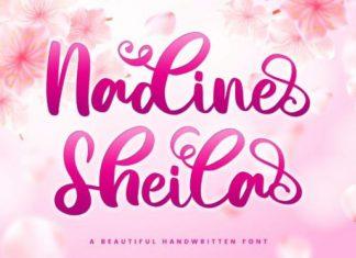 Nadine Sheila Font