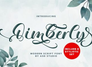 Qimberly Font