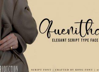 Quenitha Font