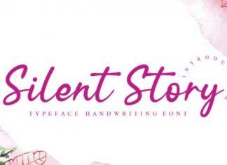 Silent Story Font