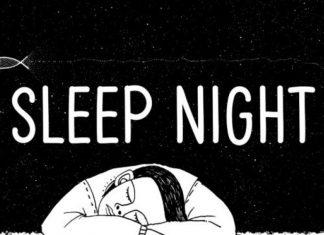 Sleep Night Font