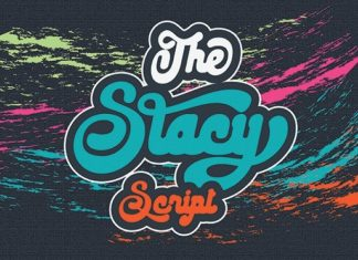 The Stacy Font