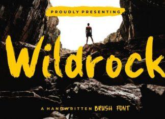 Wildrock Font