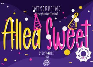 Allea Sweet Font
