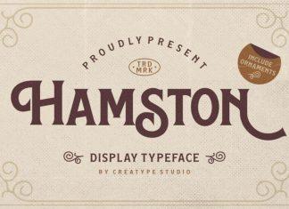 Hamston Font