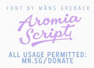 Aromia Font
