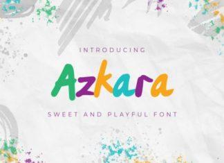 Azkara Font