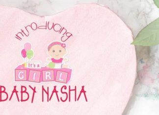 Baby Nasha Font
