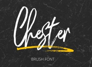 Chester Font