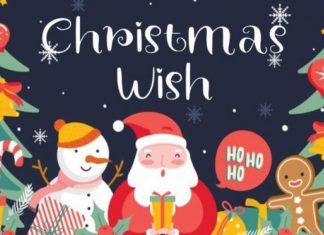 Christmas Wish Font