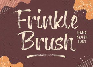 Frinkle Font