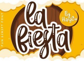 La Fiesta Font