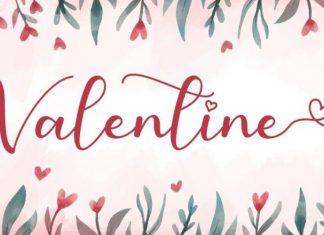 Pretty Valentine Font