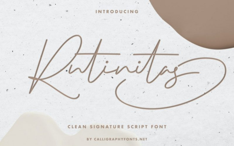 Rutinitas Font
