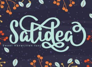 Salidea Font