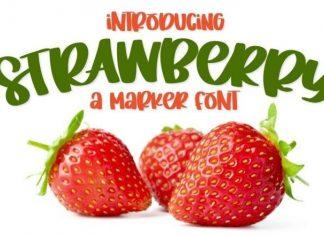 Strawberry Font