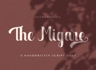 The Migare Font