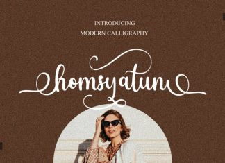 Homsyatun Font