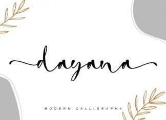 Dayana Font