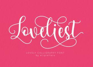 Loveliest Font